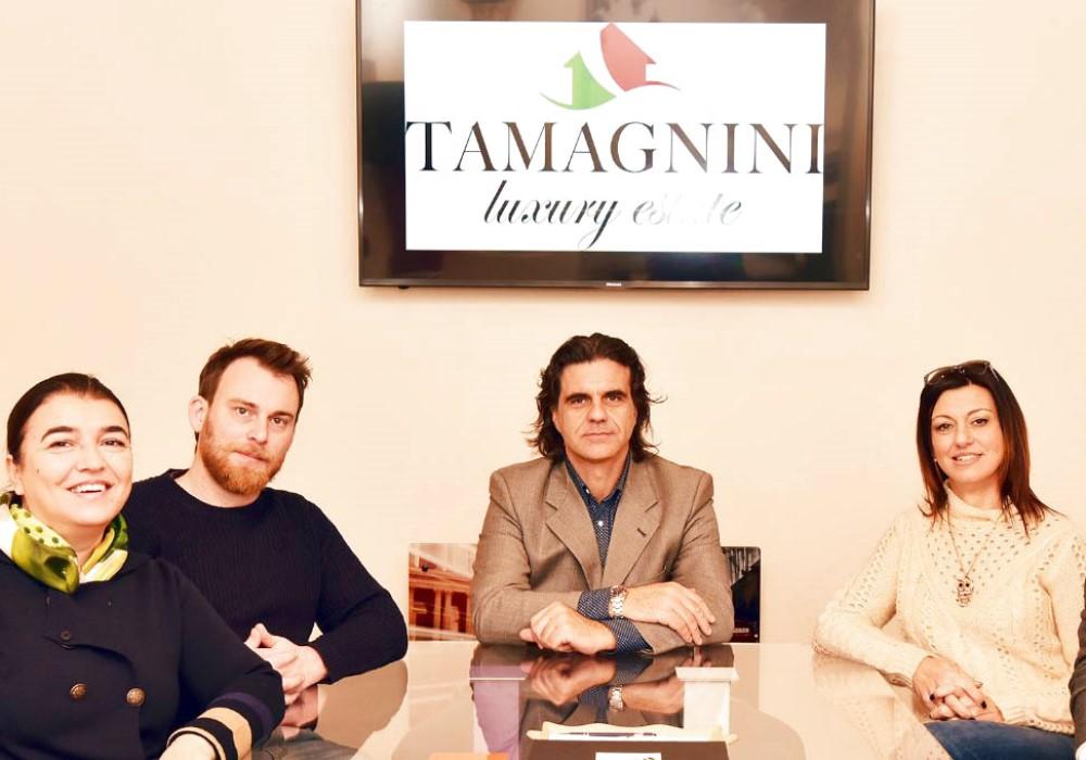 Tamagnini Immobiliare Agenzia immobiliare Sarteano